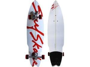 Surfskate RedWht